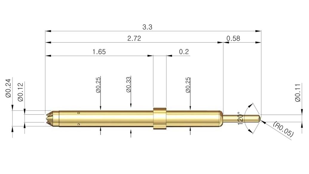 GS025L033AMAR