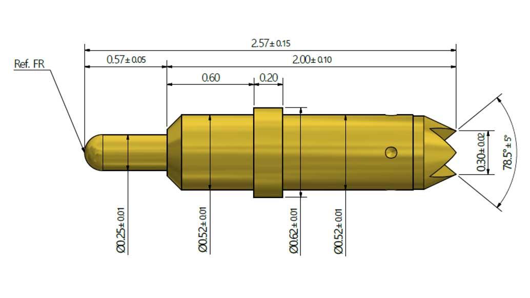 GS052L0257AMR